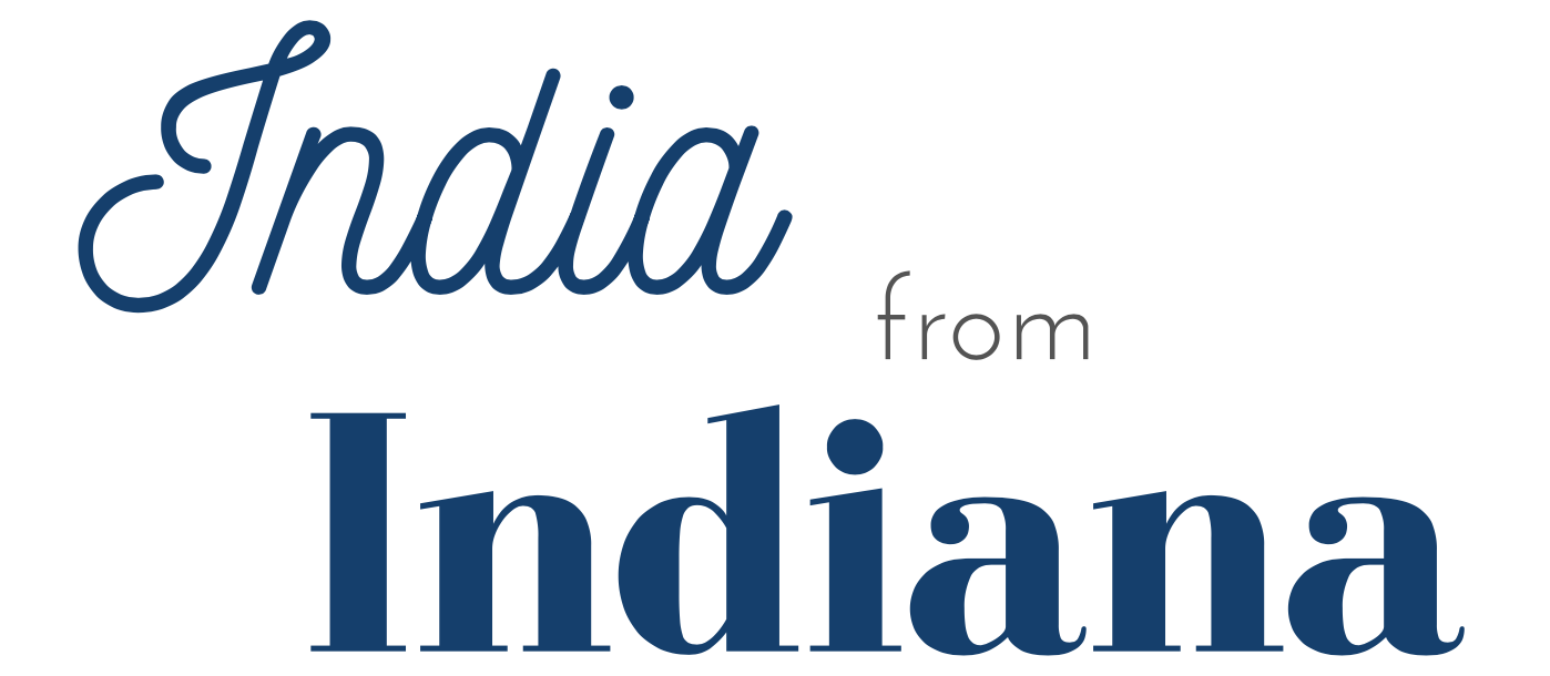 India from Indiana